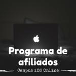 Programa de afiliados Campus iOS Online